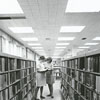 Reference Department of the Forsyth County Public Library, 1968.