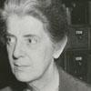 Carnegie Librarian Janet Berkeley.