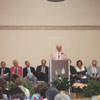 Dedication of the Walkertown Branch Library, 1992.