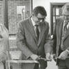 Rural Hall Branch Library dedication, 1982.
