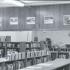 Southside Branch Library on Konnoak Drive interior.