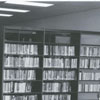 Lewisville Branch Library interior.