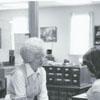 Kernersville Branch Library interior.