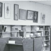 Kernersville Branch Library interior.
