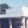 Construction of new Reynolda Manor Branch Library.