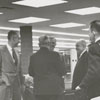 Dedication of the Forsyth County Public Library, 1953.