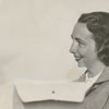 Mrs. Archibald Craige and Mrs. Frank Borden Hanes, 1951.