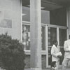 East Winston Branch Library exterior, 1978.
