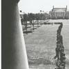 Wake Forest College campus dedication, 1956.