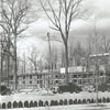 Selected Dairies under construction on South Stratford Road, 1938.