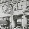 Nissen Building on West Fourth Street, 1958.