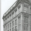 The Masonic Temple on the corner of West Fourth and North Trade Streets, 1918.