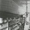 Interior of William T. Vogler & Son Jewelry Store at 234-236 North Main Street, 1899.