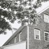 Salem Tavern after restoration, 1956.