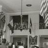 Robert E. Lee Hotel lobby, 1965.