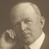 Mayor Robert W. Gorrell, 1918.