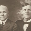 George W. Coan and Oscar B. Eaton, 1918.