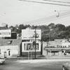 Hawthorne Road at Lockland Avenue, 1962.