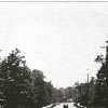 Buena Vista Road looking west from Stratford Road, 1931.