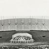 Concert held in Groves Stadium, 1970.