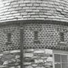 Tower at Graylyn Estate on Reynolda Road, 1970.