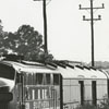 Southern Railway passenger train on its last day of service, 1970.