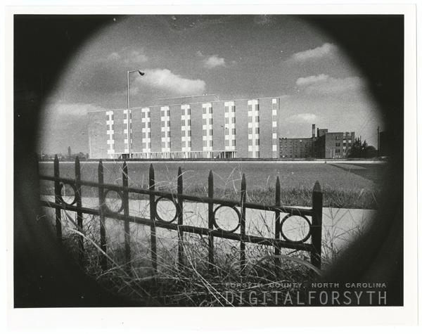 Reynolds Memorial Hospital, 1969.