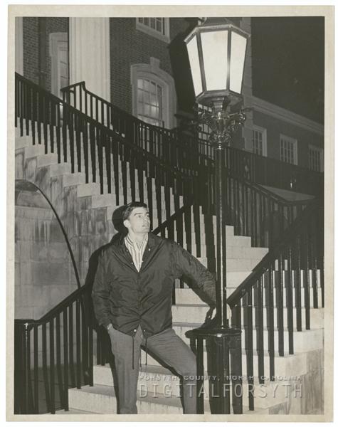 Jimmy Snyder, 1969.