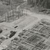 Thomas Jefferson Junior High School under construction, 1968.