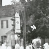 Fourth of July celebration in Old Salem, 1971.