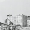 Buildings being demolished in the 200 block of North Main Street, 1971.