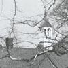 Bethabara Moravian Church after restoration, 1971.