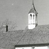 Bethabara Moravian Church after restoration, 1971.