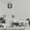 Quality Oil Company. Varsity Shell Station on Cherry Street at Polo Road.