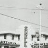 Quality Oil Company. Shell Service Station #1 on Reynolda Road at Northwest Boulevard.