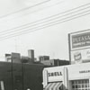 Quality Oil Company. Shell Service Station at 600 N. Liberty Street at Sixth Street.