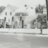 Quality Oil Company. Shell Service Station at Kernersville, N.C., 1930.