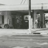 Quality Oil Company. Shell Service Station at 1414 S. Main Street, corner of Doane Street.