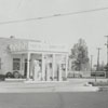 Quality Oil Company. Shell Service Station at 2449 N. Cherry Street at 25th Street.