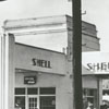 Quality Oil Company. Shell Service Station at 1250 Patterson Avenue at Northwest Boulevard.