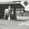 Quality Oil Company. Shell Service Station on Fourteenth Street.