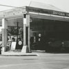 Snyder Tire Company at 138 North Liberty Street, at the corner of Second Street.