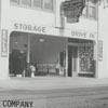 Tom Gough Storage Company and auto repair at 221-225 N. Main Street.