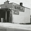 Quality Oil Company. D. L. Dodd Shell Service Station at Kernersville, N.C.