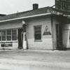 Quality Oil Company. O. R. Stanley Shell Service Station at Kernersville-Walkertown Road.