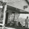 Quality Oil Company. H. C. Patterson Shell Service Station at King, N.C.