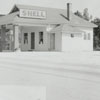 Quality Oil Company. G. H. Flynt Shell Service Station at Bethania, N. C.
