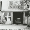 Quality Oil Company. Beck Brothers Shell Service Station at Germanton, N. C.