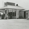 Quality Oil Company. Grubbs Shell Service Station at Mocksville, N.C.
