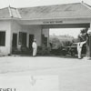 Quality Oil Company. Jones Company Shell Service Station at Walnut Cove, N.C.